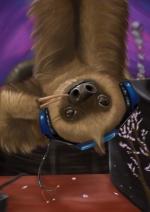 Gamer Sloth
