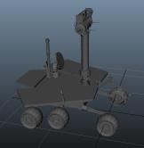 Rover untextured