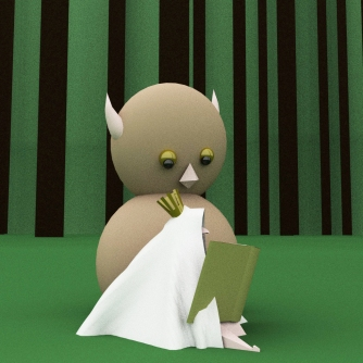 Lost In Books Animation - Where The Wild Things Are
