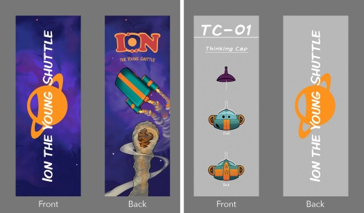 Ion's Bookmarks