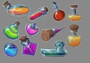 Potions Style 1